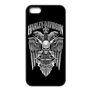 Harley-Davidson theme pattern design For Apple iPhone 5,5S Phone Case