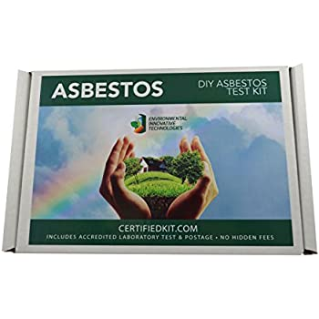 Amazon com: Asbestos Test Kit 1 PK (5 Bus  Days) Schneider