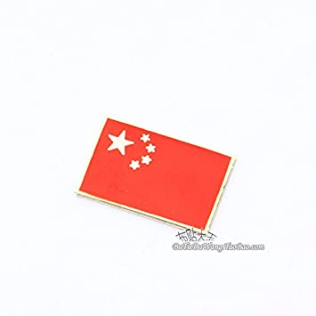 Amazon com : Flag pin-pointed star badge medal custom metal flag