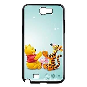 Tigger & Pooh and a Musical Too Samsung Galaxy N2 7100 Cell Phone Case Black Q6867039