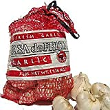 Casa de Fruta Fresh Garlic - 3lb. Sack