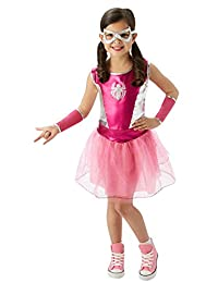 Rubies Costume Marvel Universe Classic Collection Pink Spider-Girl Costume, Child Medium