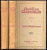img - for Christian Wahnschaffe book / textbook / text book