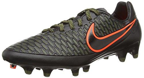 Nike Magista Orden FG Herren Fußballschuhe Schwarz (Black/Black-Rgh Grn-Hypr Crmsn 003)