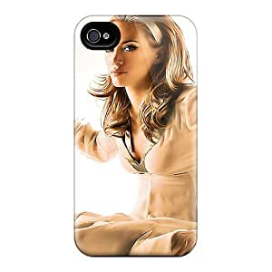 Dana Lindsey Mendez Iphone 4/4s Well-designed Hard Case Cover Lovely Woman Protector