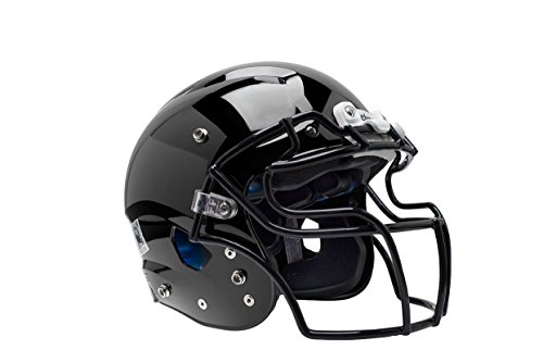 Schutt Sports Varsity Vengeance Pro Football Helmet(Faceguard Not Included), Black, X-Large (Football Helmet Varsity)