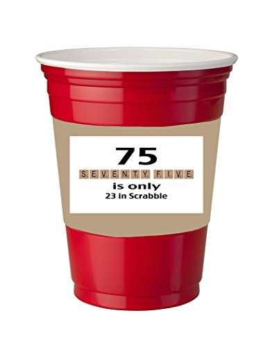 4 pack of vinyl decal stickers for disposable cups for Vinyl letters for plastic cups