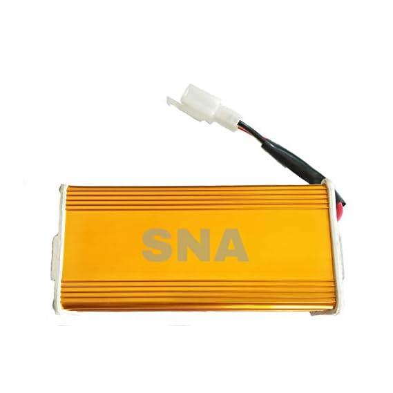 SNA E-Bike CONVERTOR DC 24V/36V/48V/72V to 10A 12V
