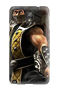 Mai S. Cully's Shop Tpu Shockproof/dirt-proof Video Game Mortal Combat Cover Case For Galaxy(note 3) 7378217K97669502