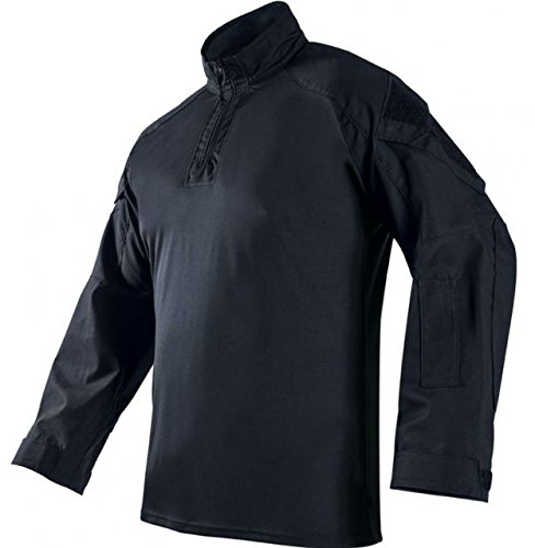 Vertx Men's X-Large Recon Combat Long Sleeves Shirt, Navy by Vertx