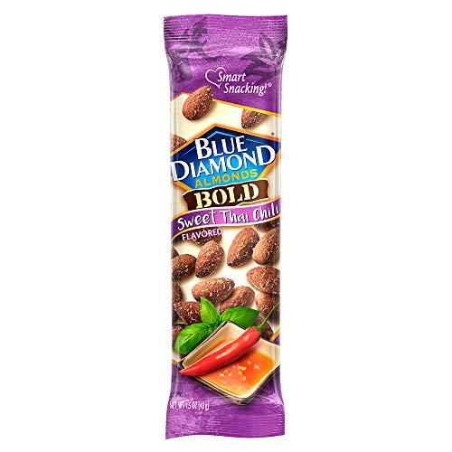 Blue Diamond Almonds, Bold Sweet Thai Chili, 12 Count