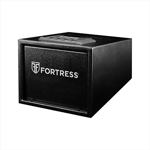 Fortress Small Personal Pistol Safe with Electronic Lock