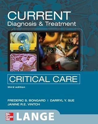 Download CURRENT Diagnosis and Treatment Critical Care(Paperback) - 2008 Edition PDF