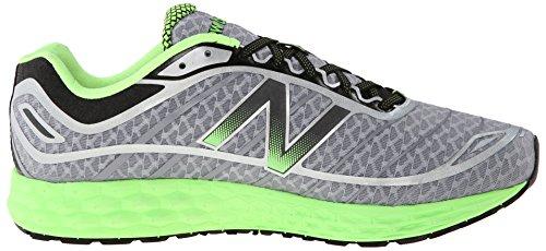 New Balance Fresh Foam Boracay, Men's Running Shoes Gray - Grau (Gg2 Grey/Green)