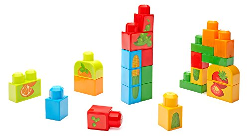 Mega Bloks First Builders Stacking Snacks Kit