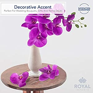 Artificial Flowers Arrangements Orchids