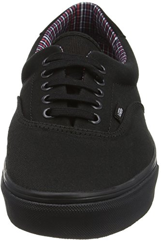 Vans Era 59, Zapatillas Unisex Adulto Negro (Cord & Plaid Black/Black)