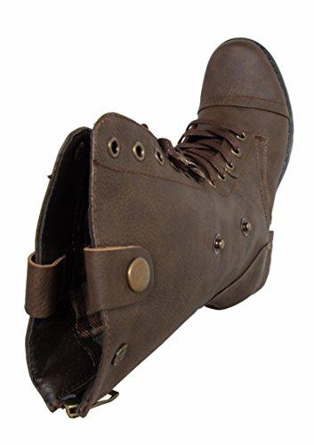 Boots für Damen MTNG 51204 TINY MOKA