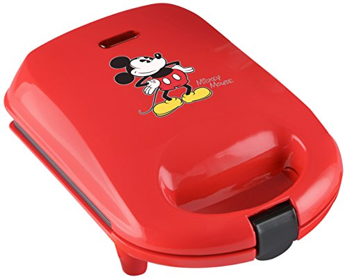 Disney DCM-8 Mickey Cake Pop Maker, Mini, Red