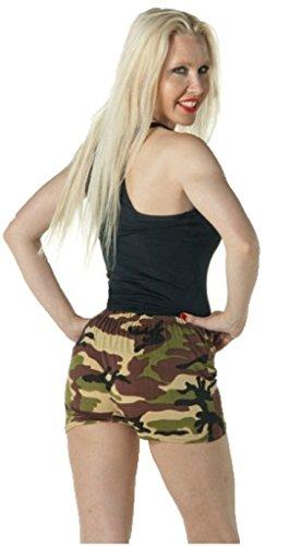 Camouflage Fashions Donna Fashions Pantaloncini Pantaloncini Islander Islander wXYpxtP