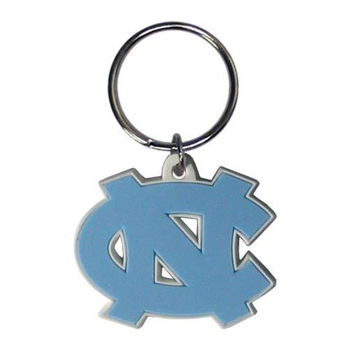 North Carolina Tar Heels Ring (NCAA North Carolina Tar Heels Team Logo Flex Key Chain)