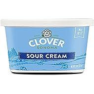 Clover Sonoma, Sour Cream, 8 oz