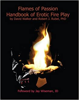 Erotic fire play