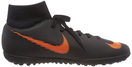 Adults' Superflyx 6 Unisex Shoes Black Club Total Multicolour 081 Nike Orange Black Footbal Tf Ax5qww