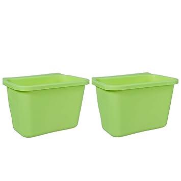 Uopjkl Auffangschale Abfallsammler Fur Kuchenabfalle Abfallbehalter