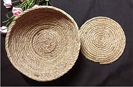 Natural Jute Twine Best Arts Crafts Gift Twine Christmas Twine Durable Packing String for Gardening Applications 132 Feet BESROY Twine String for Crafts 40M