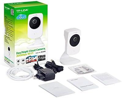 TP-Link TL-NC220 N300 Wi-Fi Network Day/Night Cloud Camera, Legacy model