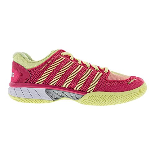 Express Swiss Pale Hypercourt Shoe Raspberry Lime Tennis Yellow Women's K RFxqt6CywC