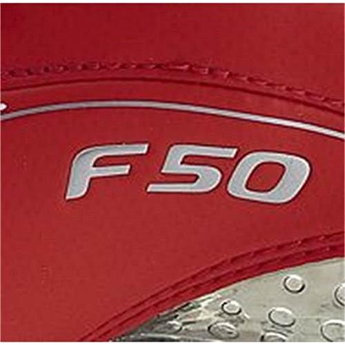 Adidas F50.8 Tunit Upper Switzerland - Botas de fútbol de sintético para hombre rojo rojo rojo - rojo