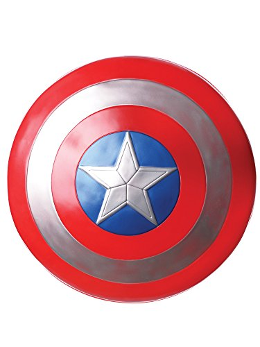 Captain America: Civil War Captain America Shield, Multi, One -