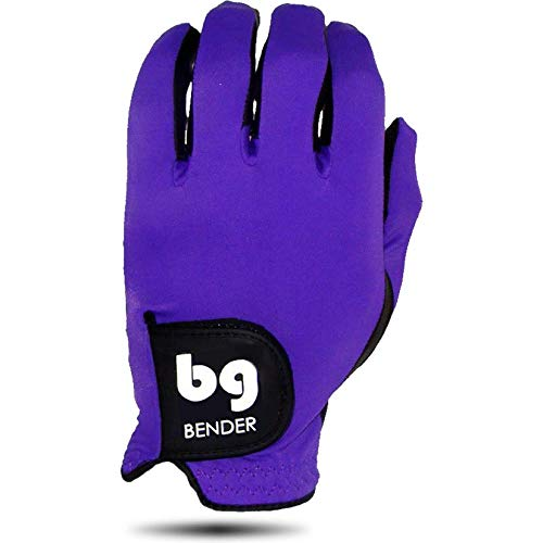 BG Spandex Golf Gripping Gloves Women, Right Handed Golfing Accessories Wear on Left Hand , Easy-Grip – BenderGloves
