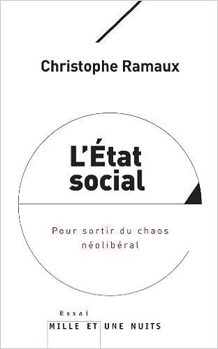 Livre gratuits L'Etat social pdf, epub ebook
