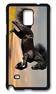 Adorable Black stallion Hard Case Protective Shell Cell Phone Ipod Touch 4