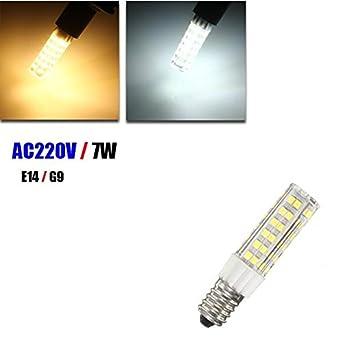 Pegasus G9 E14 7W 76 SMD 2835 LED Mais Glühlampe für Küche