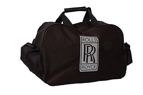 Rolls Royce Logo Bag Unisex Leisure School Leisure Shoulder Backpack