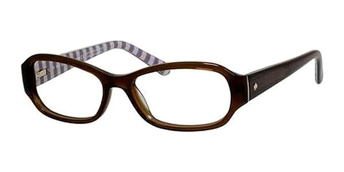 7ef7b1f20a Amazon.com  Kate Spade Karly Eyeglasses Color 02A3 00  Clothing