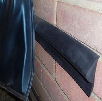 garage door protectorGARAGE CAR DOOR PROTECTOR WALL BUMPER GUARD 2x2FT STRIPS