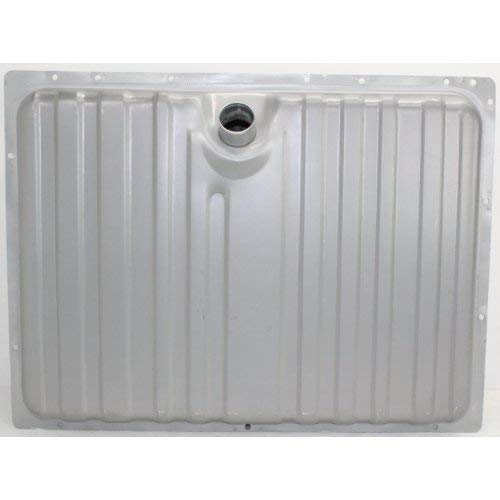 Fuel Tank Compatible with FORD MUSTANG 1970 Steel Silver 22 Gal//83L 32-5//8 x 24-1//2 x 9-3//4 in with Lock Ring