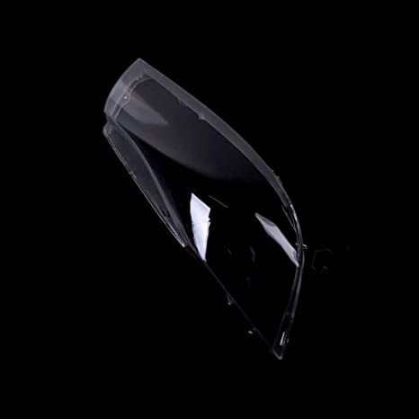 KKmoon Copertura del Faro Destra Copertura Trasparente per Faro Auto Proiettore Anteriore Frontale Lente Ricambio per BMW Serie 3 E90 E91 2005-2008