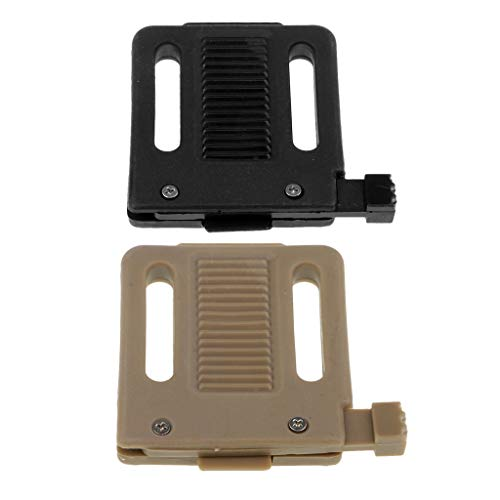 882f82bc4172 Flameer 2pcs Helmet Accessory NVG Mount Adapter for Fast Night ...