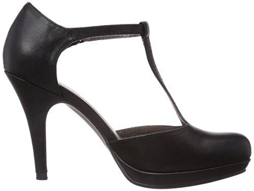 Tamaris 24428 - Zapatos de tacón para mujer Black Matt 015