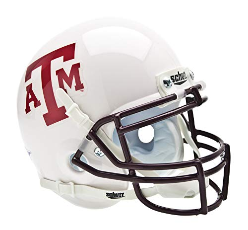 Used, NCAA Texas A&M Aggies Collectible Alt 1 Mini Helmet, for sale  Delivered anywhere in USA