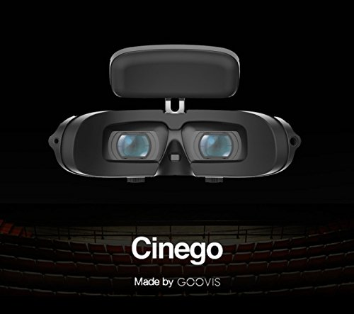 59d930a5ba6 GOOVIS G2 Virtual Reality Travel 3D Theater VR Glasses 4K Travel Cinema  Micro Sony M-OLED Screens 1920 x 1080 Displays For XBox One PS4 Nintendo  Switch