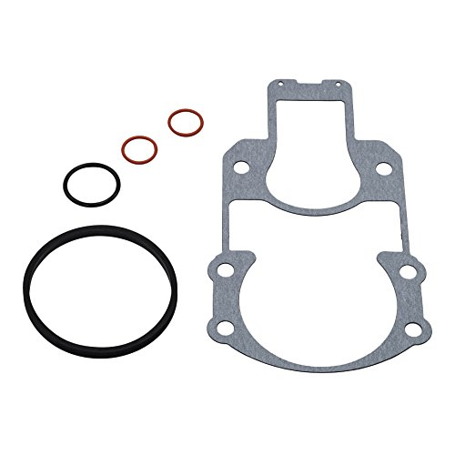 (Quicksilver 64818Q4 Bell Housing Installation Gasket Kit - MerCruiser MC Drives, 1-Set)