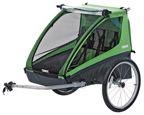 Trailer para bicicletas Thule Cadence Verde872299039593