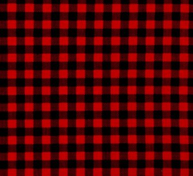 red and black buffalo plaid christmas tree skirt 50 inch handmade in the usa - Christmas Plaid